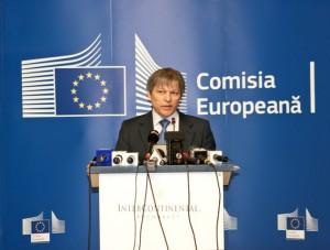Dacian Cioloș, Comisarul European pentru Agricultură. Foto: ec.europa.eu